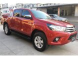 Toyota Hilux 2.7 SRV CD 4x4 (Flex) (Aut) 2018/2018 4P Vermelho Flex