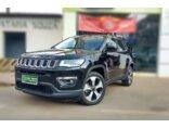 Jeep Compass 2.0 Longitude (Aut) (Flex) 2017/2018 5P Preto Flex