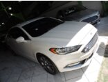 Ford Fusion 2.0 EcoBoost SEL (Aut) 2017/2017 4P Branco Gasolina