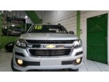 Chevrolet S10 2.8 CTDI LS 4WD (Cabine Dupla) 2018/2018 4P Prata Diesel