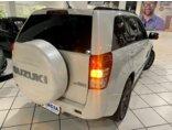Suzuki Grand Vitara 2.0 16V 2WD Auto 2013/2014 4P Branco Gasolina