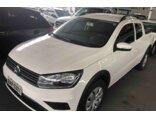 Volkswagen Saveiro Trendline 1.6 MSI CD (Flex) 2016/2017 2P Branco Flex