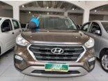 Hyundai Creta 1.6 Pulse (Aut) 2016/2017 0P Marrom Flex