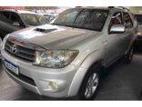 Toyota Hilux SW4 SRV 4x4 3.0 Turbo  (aut)2 2009/2009 4P Prata Diesel