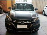 Honda HR-V EXL CVT 1.8 I-VTEC FlexOne 2017/2017 4P Cinza Flex