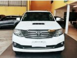 Toyota Hilux SW4 3.0 TDI 4x4 SRV 7L 2014/2015 4P Branco Diesel