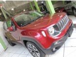 Jeep Renegade 1.8 Longitude (Aut) 2018/2019 4P Vinho Flex