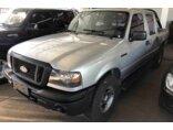 Ford Ranger XLT 4x2 3.0 (Cab Dupla) 2009/2009 4P Prata Diesel