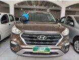 Hyundai Creta 1.6 Pulse (Aut) 2017/2017 4P Marrom Flex