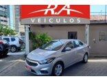 Chevrolet Prisma 1.4 LT SPE/4 2019/2019 4P Prata Flex