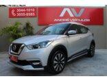 Nissan Kicks 1.6 SV Limited CVT (Flex) 2017/2017 5P Prata Flex
