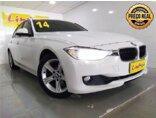 BMW 320i 2.0 2013/2014 4P Branco Flex