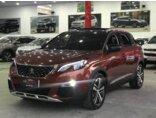 Peugeot 3008 1.6 THP Griffe (Aut) 2018/2019 4P Marrom Gasolina