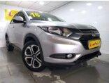 Honda HR-V EXL CVT 1.8 I-VTEC FlexOne 2016/2016 4P Prata Flex