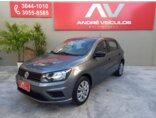 Volkswagen Gol 1.6 MSI (Flex) 2020/2020 5P Cinza Flex