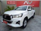 Toyota Hilux 2.8 TDI STD CD 4x4 2017/2017 4P Branco Diesel