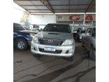Toyota Hilux 3.0 TDI 4x4 CD SR (Aut) 2012/2013 4P Prata Diesel
