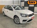 Volkswagen Voyage 1.6 MSI (Flex) 2019/2020 4P Branco MultiFlex (Alc, Gas, GNV)