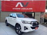 Toyota Hilux 2.8 TDI CD SRX 50th 4x4 (Aut) 2019/2019 4P Branco Diesel