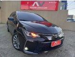 Toyota Corolla 2.0 XEi Dynamic Force 2020/2020 4P Preto Flex