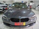 BMW 320i 2.0 (Aut) 2013/2013 4P Cinza Gasolina