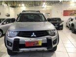 Mitsubishi L200 GL 2.5 4X4 2012/2012 4P Prata Diesel
