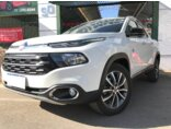Fiat Toro Volcano 2.0 diesel AT9 4x4 2018/2019 4P Branco Diesel