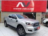 Ford Ranger 2.2 TD XLS CD 4x4 (Aut) 2018/2018 4P Prata Diesel