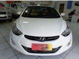 Hyundai Elantra Sedan 1.8 GLS (aut) 2013/2013 4P Branco Gasolina