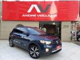 Volkswagen T-Cross 1.0 200 TSI Comfortline (Aut) 2020/2020 5P Azul Flex
