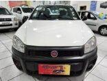 Fiat Strada 1.4 CS Hard Working 2020/2020 2P Branco Flex