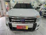 Ford Ranger 3.2 TD 4x4 CD Limited Auto 2014/2014 4P Branco Diesel