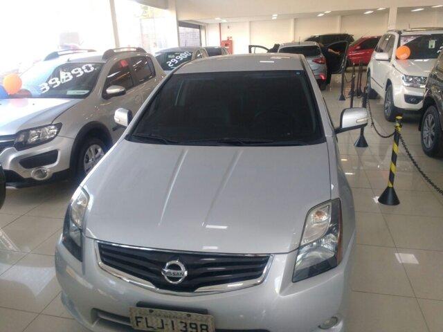 Nissan Sentra SR 2.0 16V (Flex) 2013