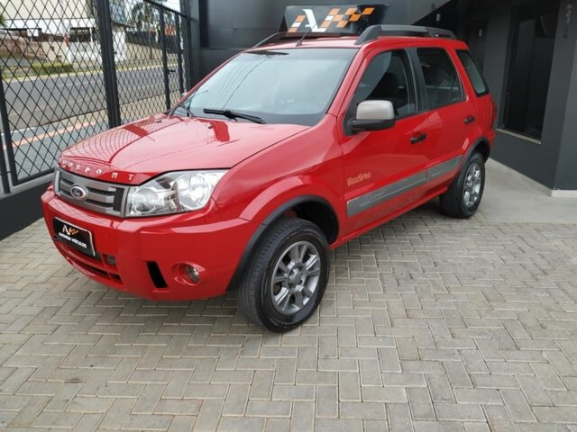 Ford Ecosport Xlt Freestyle 1 6  Flex