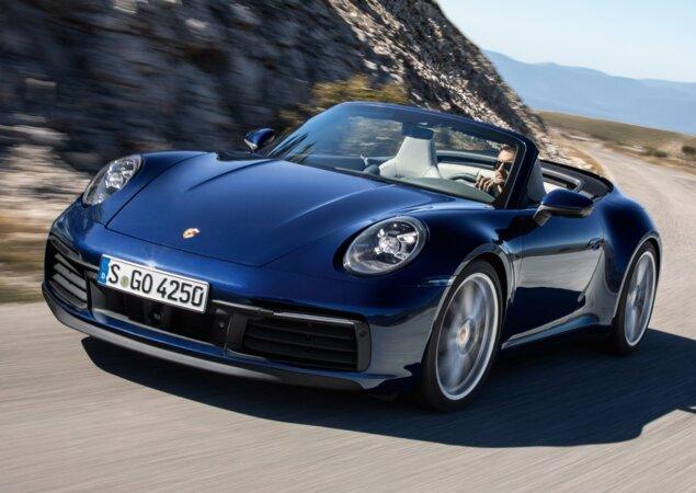Porsche 911 Cabriolet 2020 chega no 2º semestre ao Brasil - Notícias ... 84f0866f28