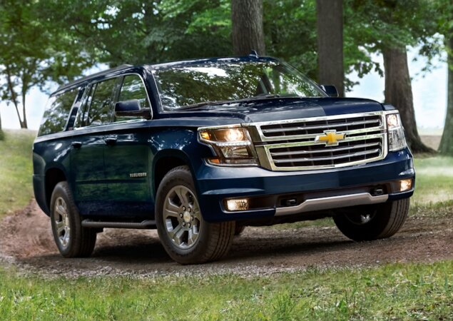 888d6278f 1. Chevrolet Suburban – 84 anos