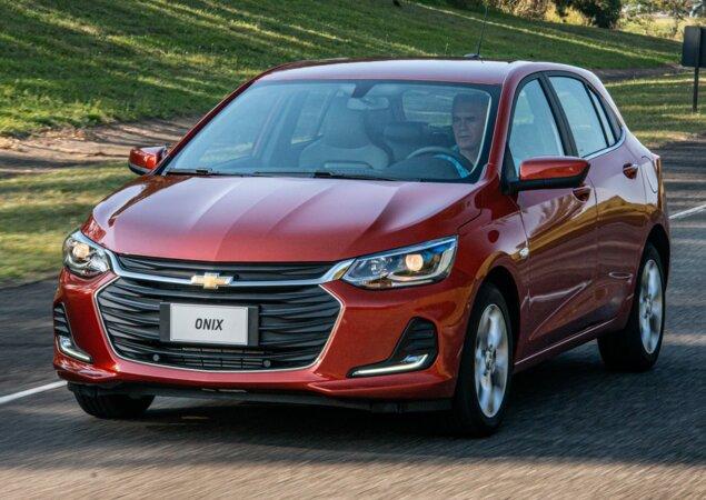 O Que Mudou No Chevrolet Onix 2020 Antes E Depois Noticias Icarros