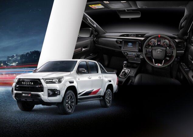 Toyota Hilux GR Sport é revelada e chegará ao Brasil em 2022 - Notícias iCarros