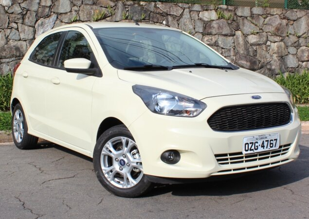 A Nova Geracao Do Ford Ka Foi Lancada No Brasil No Inicio De Agosto