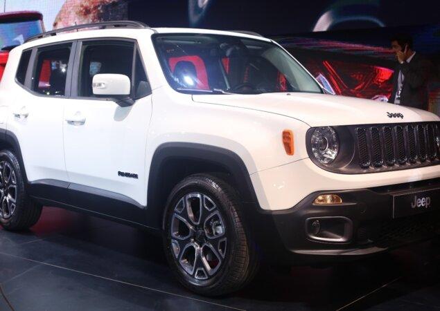 93cdea7e2624a Jeep Renegade é uma das novidades que serão fabricadas no Brasil