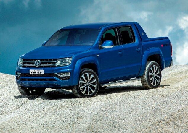 Volkswagen lança Amarok 2017 com mais equipamentos - Notícias iCarros bdcd90cb2124e