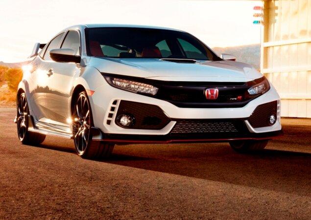 Honda Exibe O Novo Civic Type R Em Sua Versão Definitiva