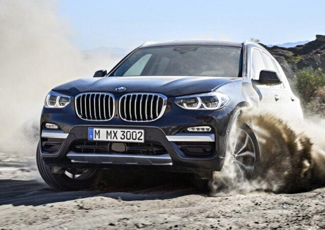 479378095 Nova geração do BMW X3 é apresentada com direito a versão M ...