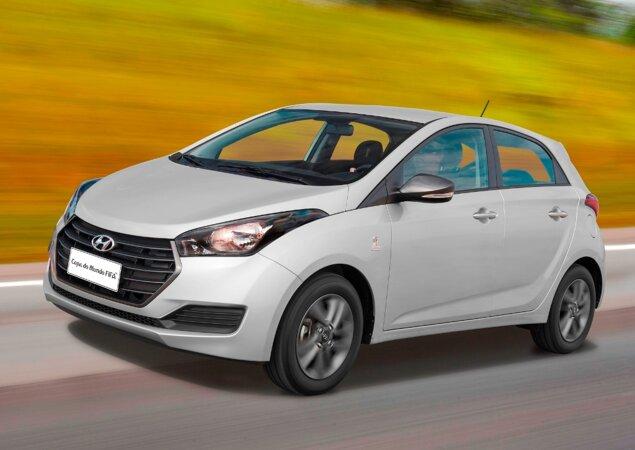 Hyundai HB20 ganha série especial Copa do Mundo por R 49.990 ... fff7735f50