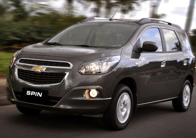 Antes E Depois O Que Mudou Na Chevrolet Spin 2019 Notcias Icarros