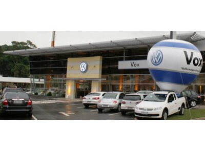 Vox Vw - Joinville - 0 Km