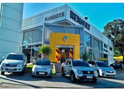 Proeste Renault Botucatu