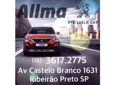 Allma Peugeot Ribeirao Ribeirao Preto Sp
