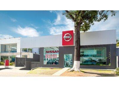 Carrera Rebouças Nissan