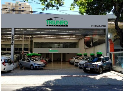 TRIUNFO VEICULOS BH
